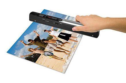 escaner de mano
