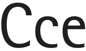 caracteres condensados de tipografia rotis -laprestampa