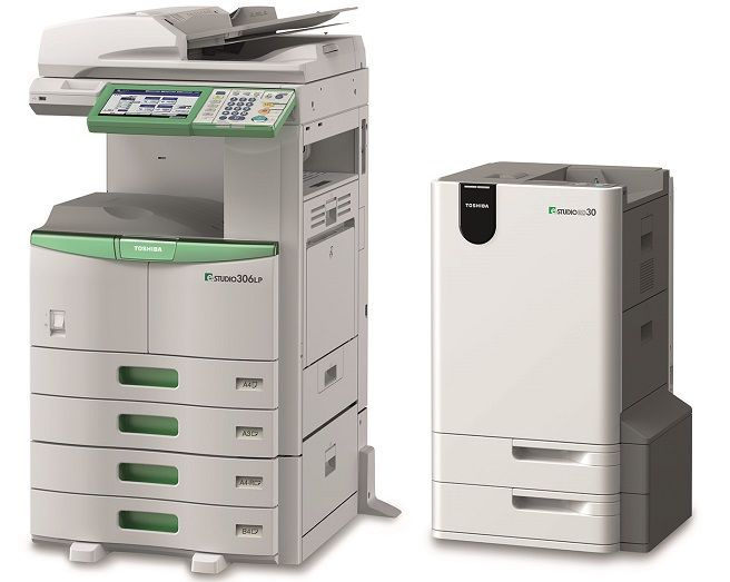Toshiba-e-STUDIO306LP-reimpresion digital laprestampa