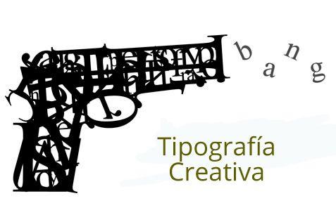 tipografia-creativa-pistola