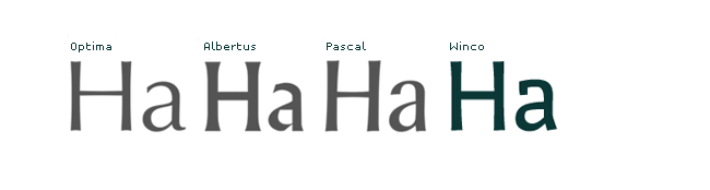 tipografias incisas laprestampa