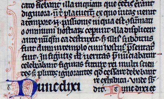 tipos góticos medievales