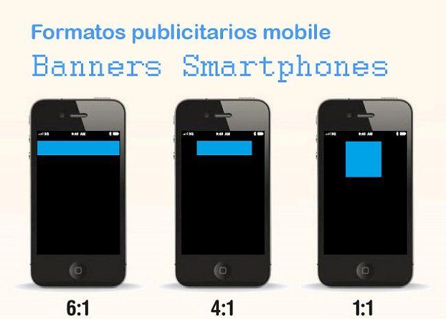 Formatos publicitarios mobile smartphone_banners