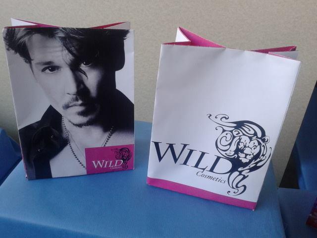El diseño de bolsas_packaging_Wild Cosmetics