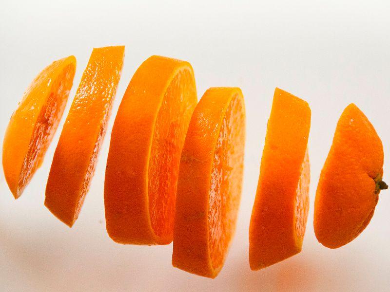 chunking, naranja