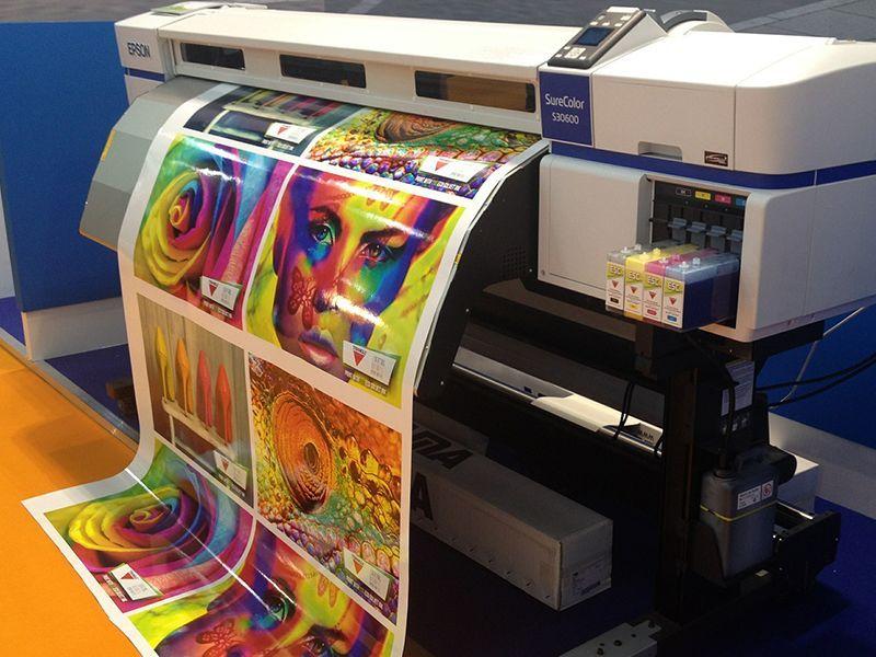Características de la impresión digital sin forma impresora - CTPrint