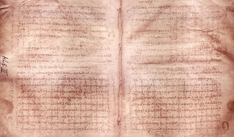 palimpsesto, arquimedes